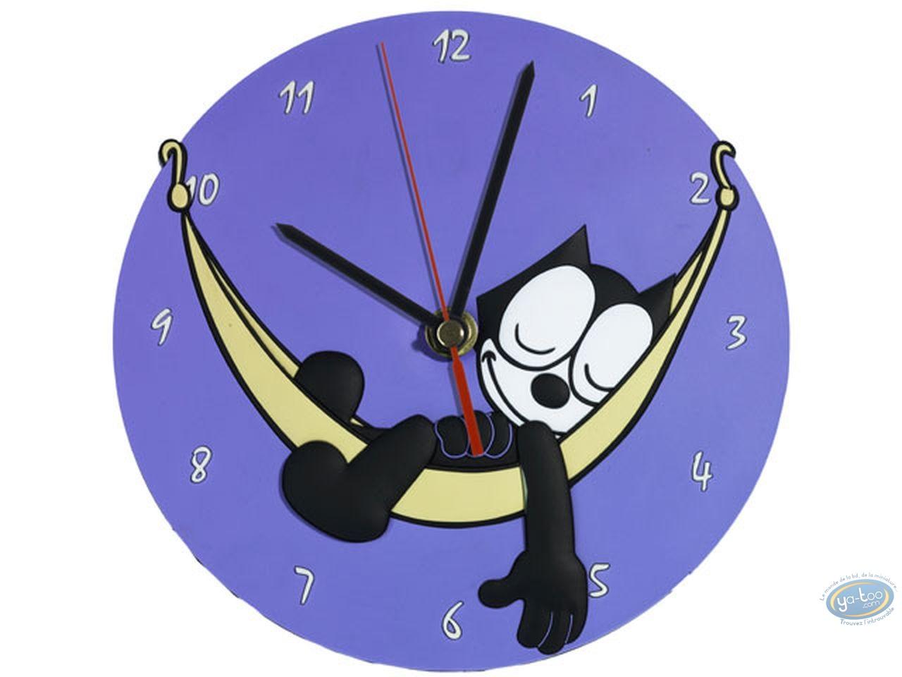 Clocks & Watches, Félix le Chat : clock, Felix le Chat