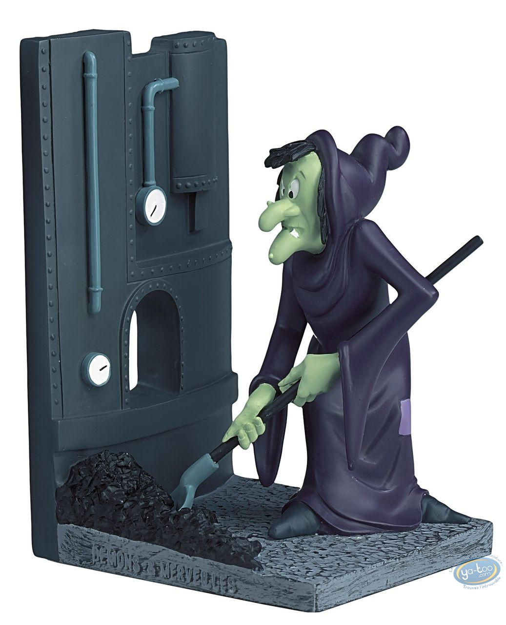 Resin Statuette, Hot Stuff : the witch