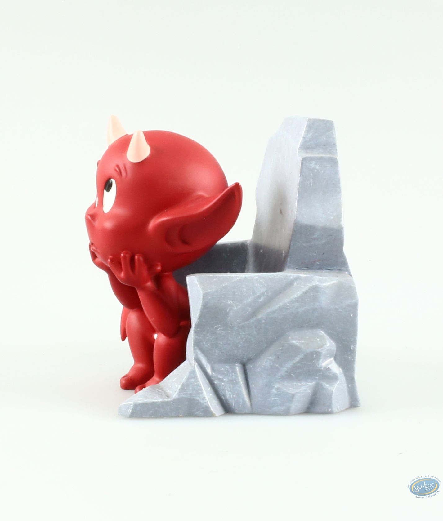Resin Statuette, Hot Stuff : Hot Stuff sitting