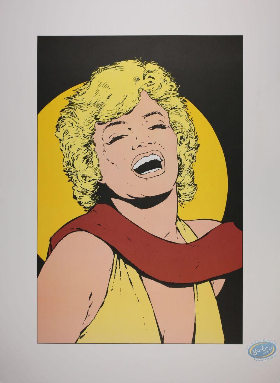 Offset Print, Marilyn Monroe : Marilyn Monroe