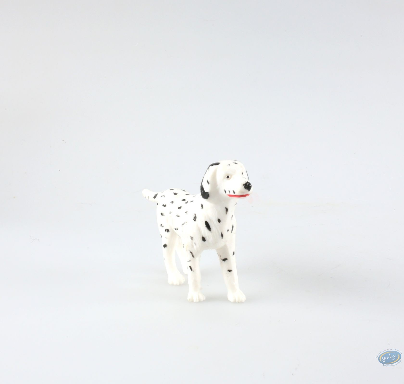 buy online plastic figurine animaux les dog dalmatian. Black Bedroom Furniture Sets. Home Design Ideas