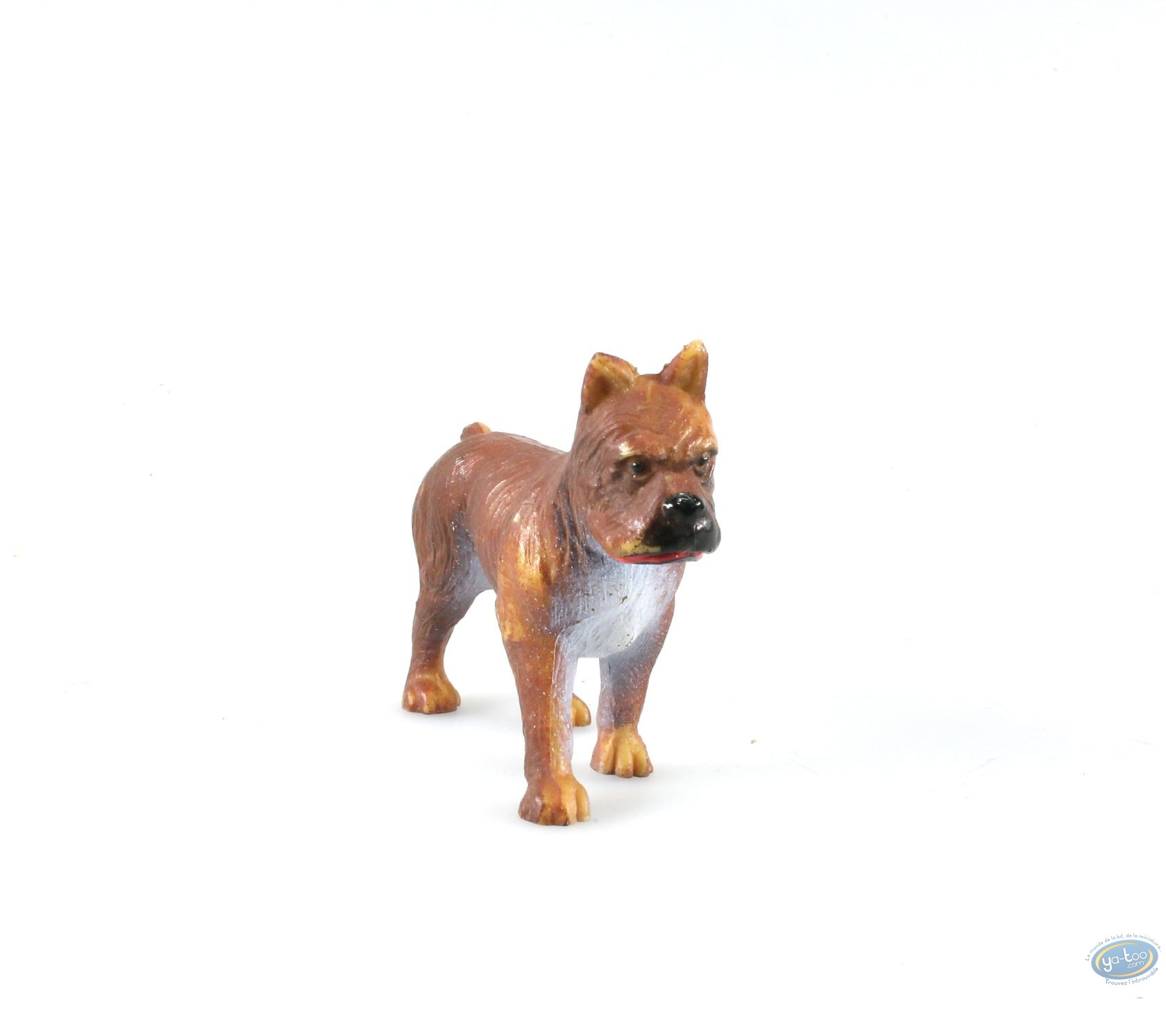 buy online plastic figurine animaux les dog mastiff. Black Bedroom Furniture Sets. Home Design Ideas