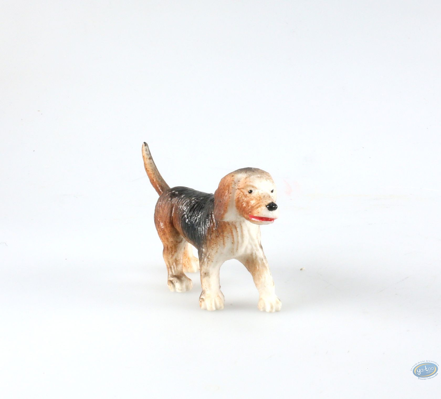 buy online plastic figurine animaux les dog beagle. Black Bedroom Furniture Sets. Home Design Ideas