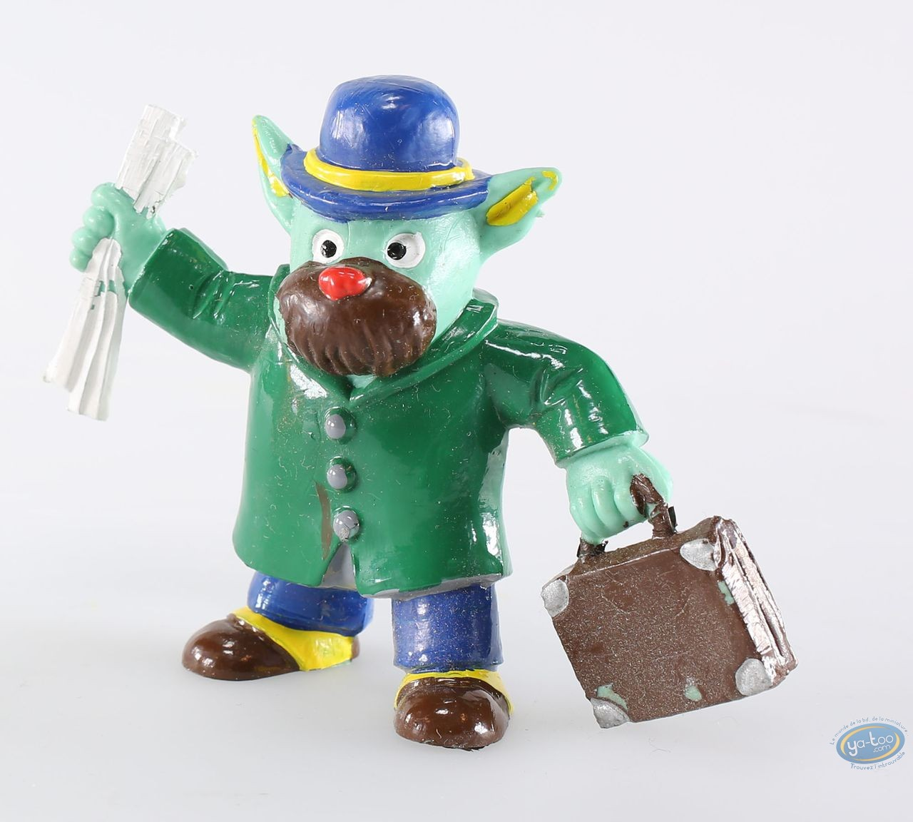 Plastic Figurine, Sherlock Holmes : Dr. Watson