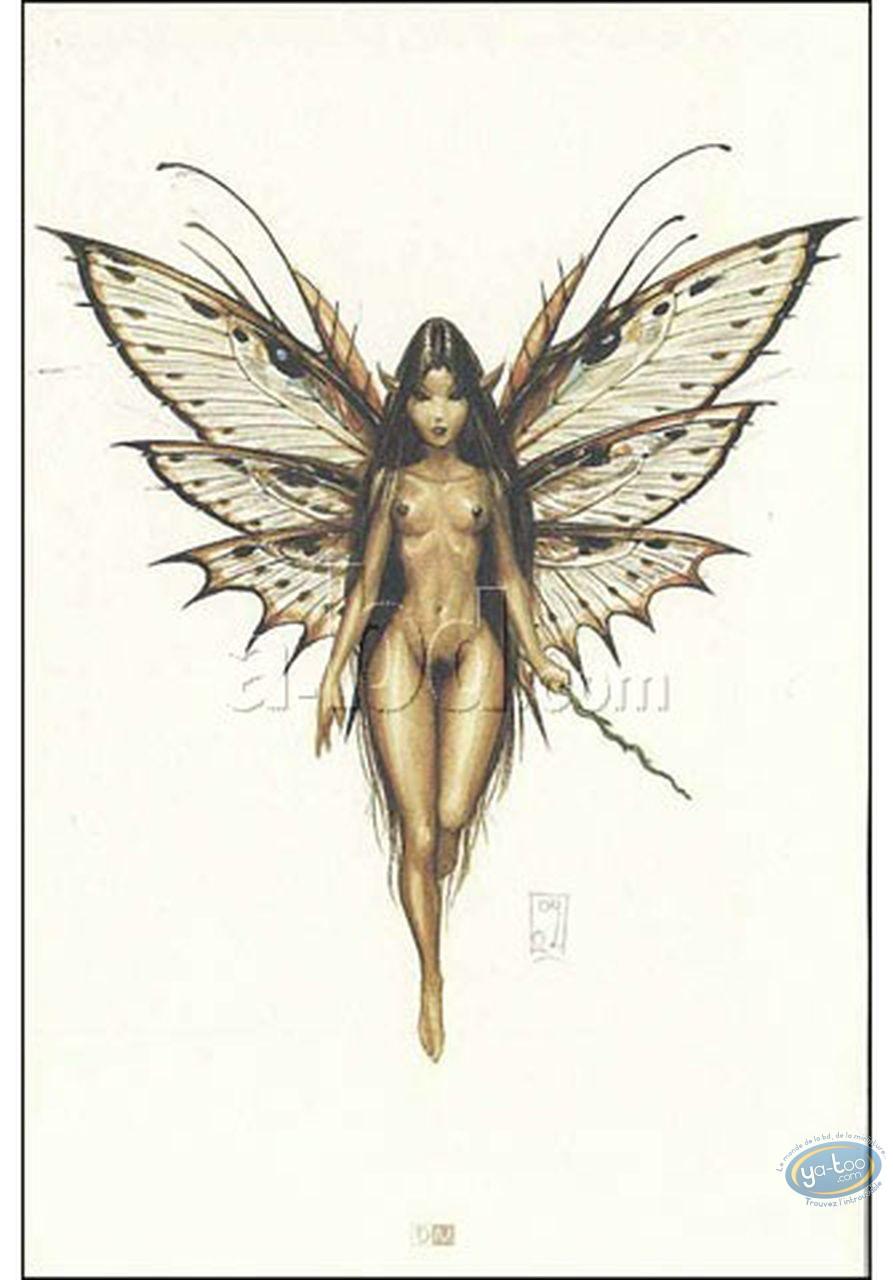 Offset Print, Féerie : Fairy Viviane