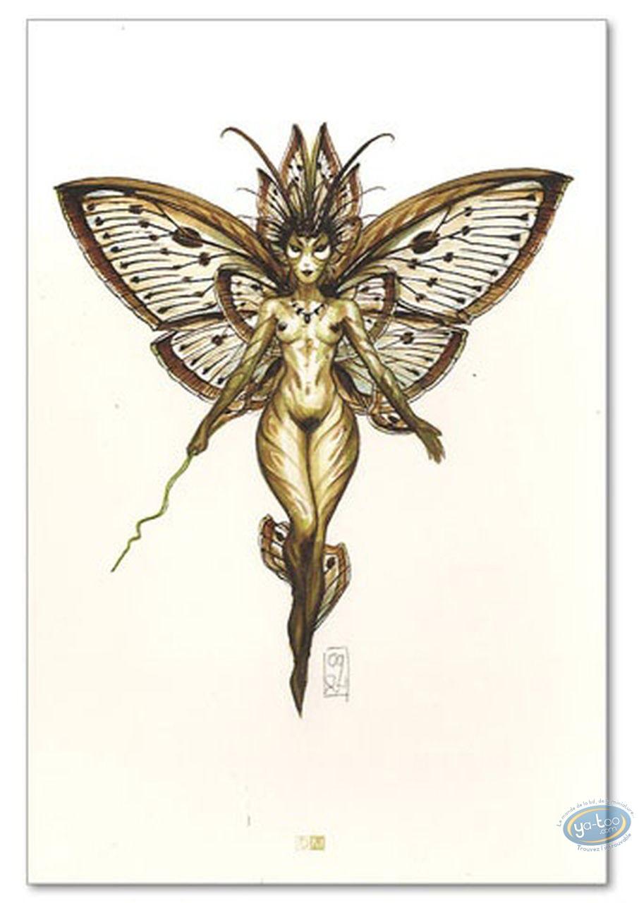 Offset Print, Féerie : Fairy Sylfide