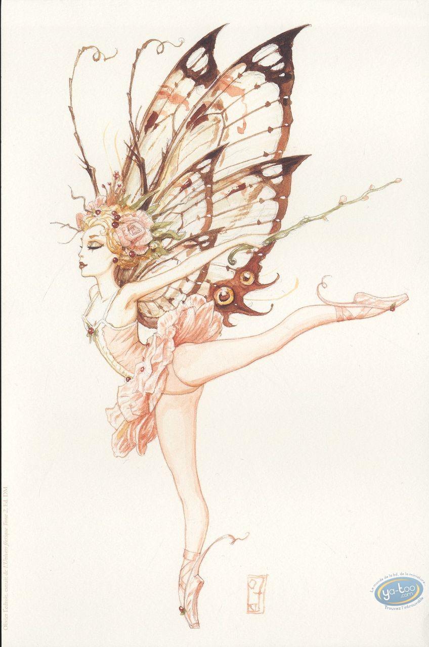 Offset Print, Féerie : Dancer