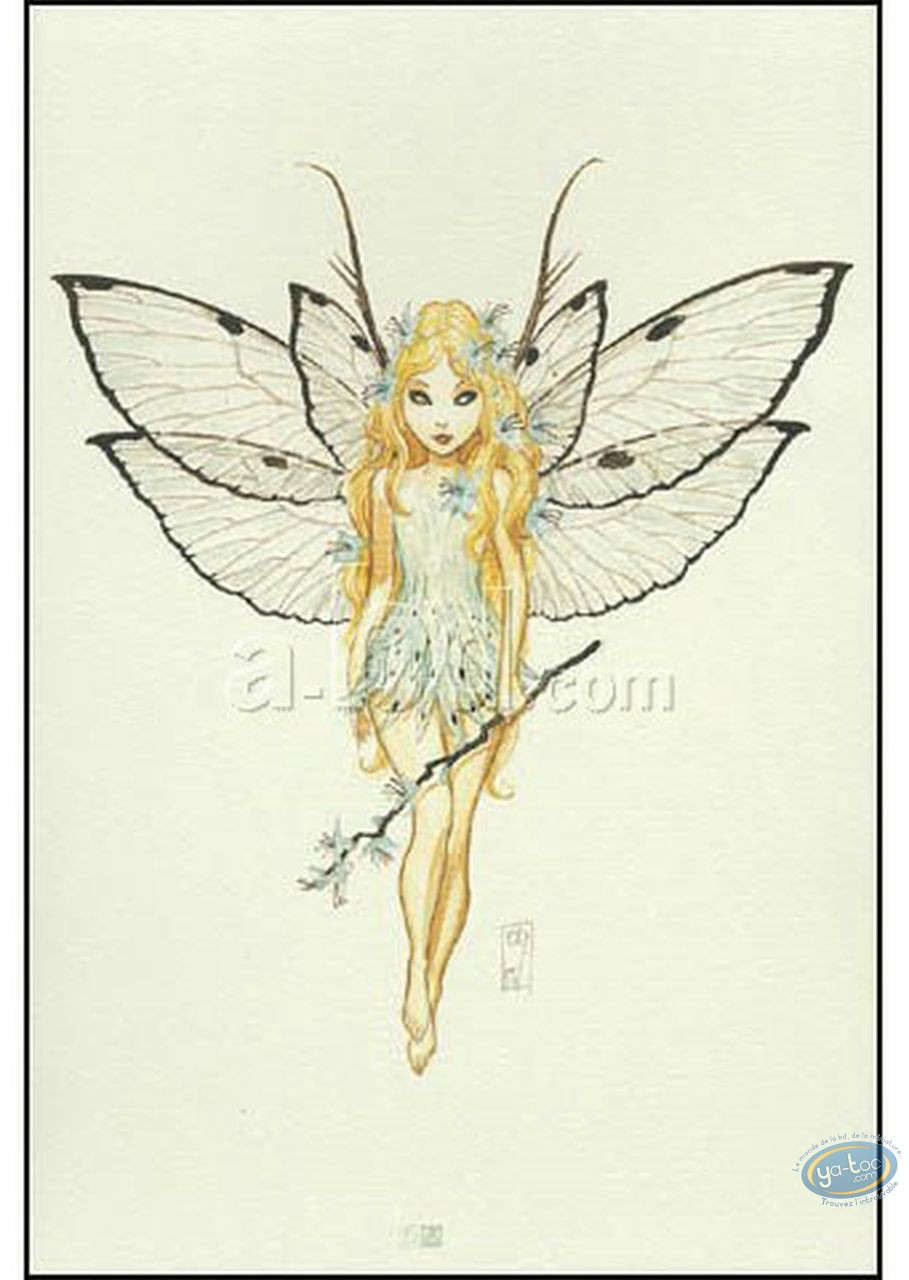 Offset Print, Féerie : Fairy Asylis