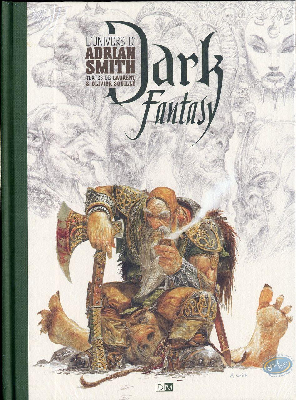 Reduced price European comic books,  Dark Fantasy