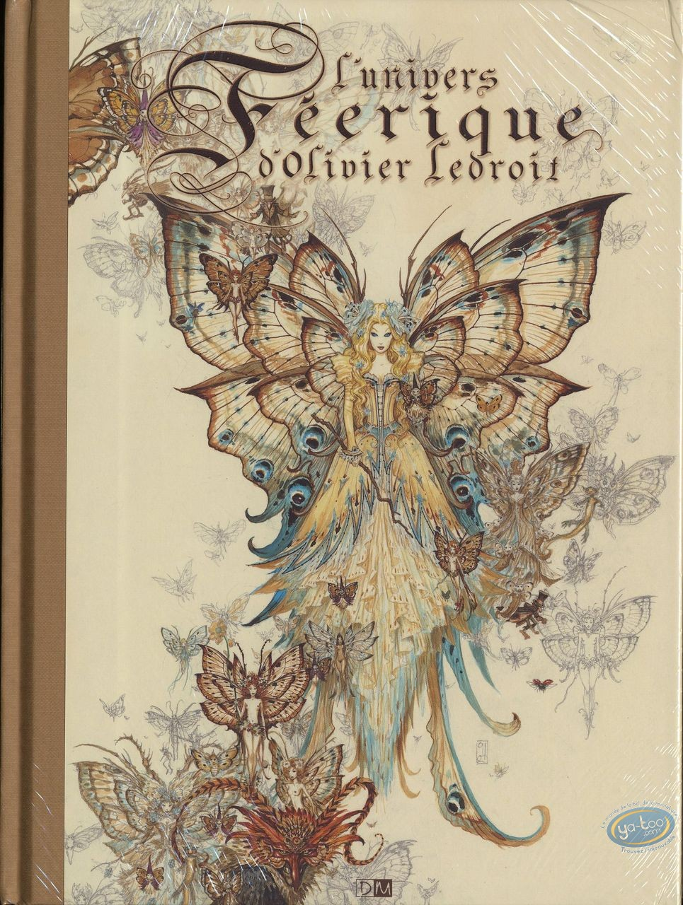 Reduced price European comic books, Univers Féérique (L') : L'univers Féérique d'Oliver Ledroit