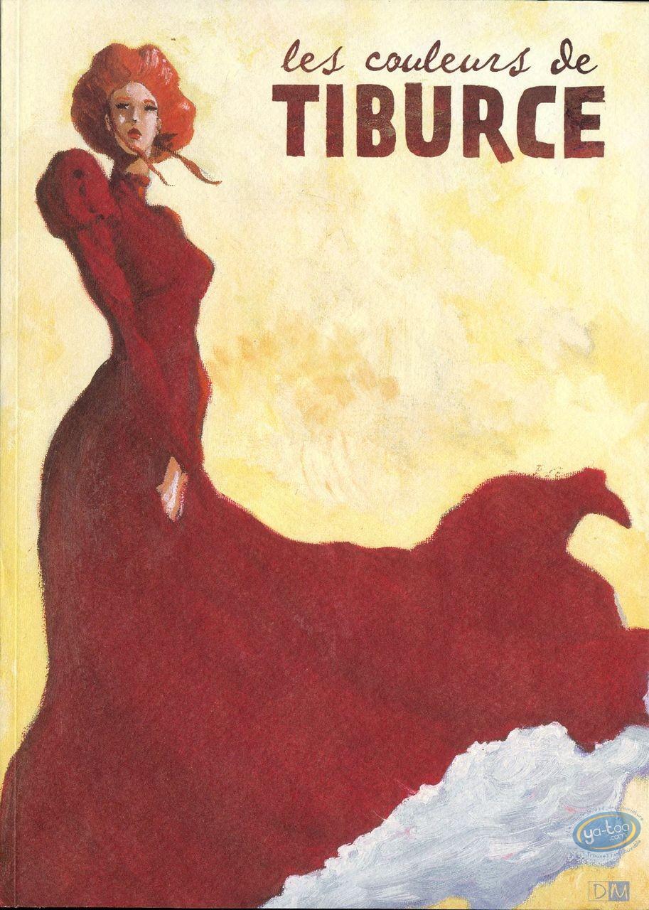 Reduced price European comic books, les couleurs de Tiburce