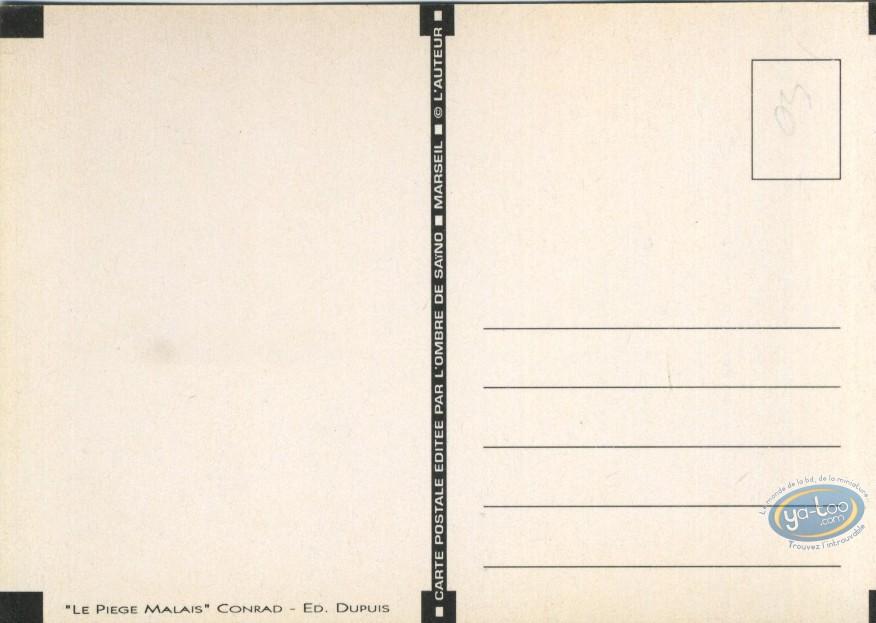 Post Card, Le Piège Maltais
