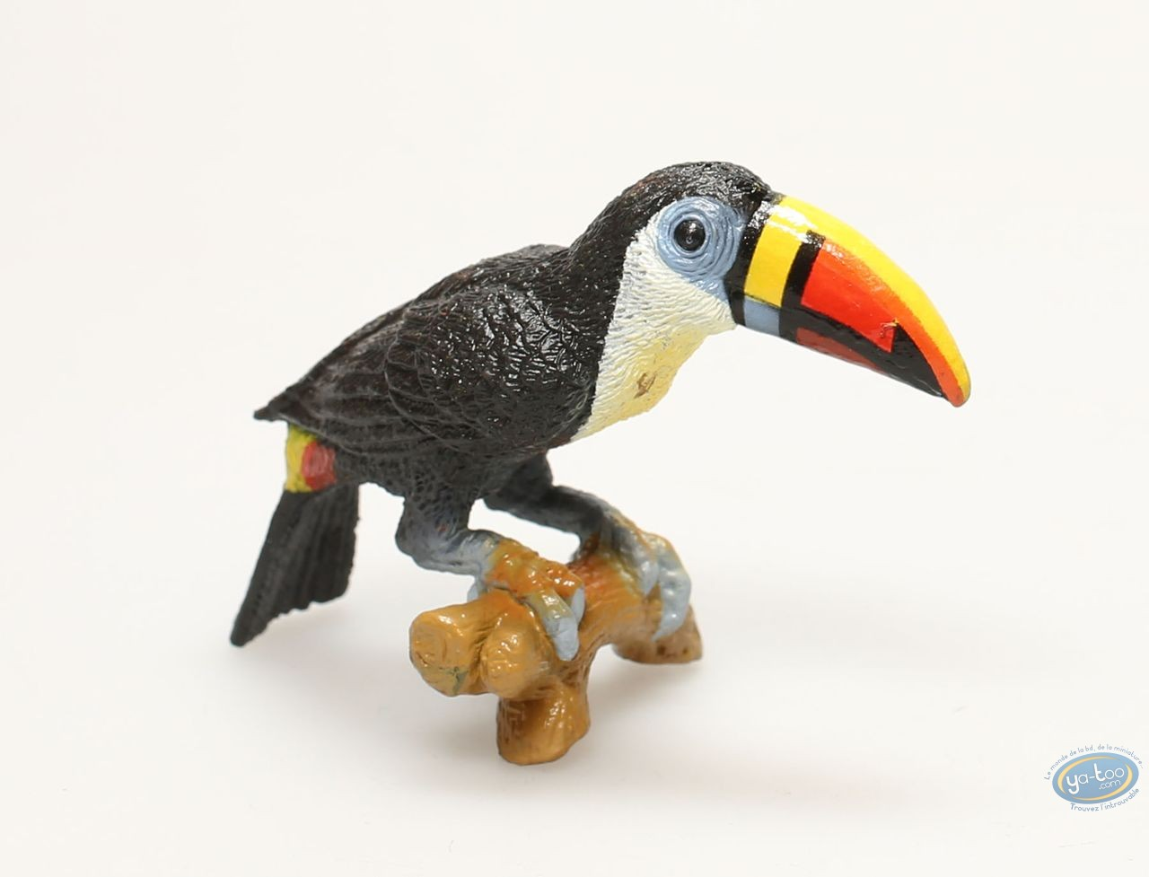 buy online plastic figurine animaux les toucan. Black Bedroom Furniture Sets. Home Design Ideas