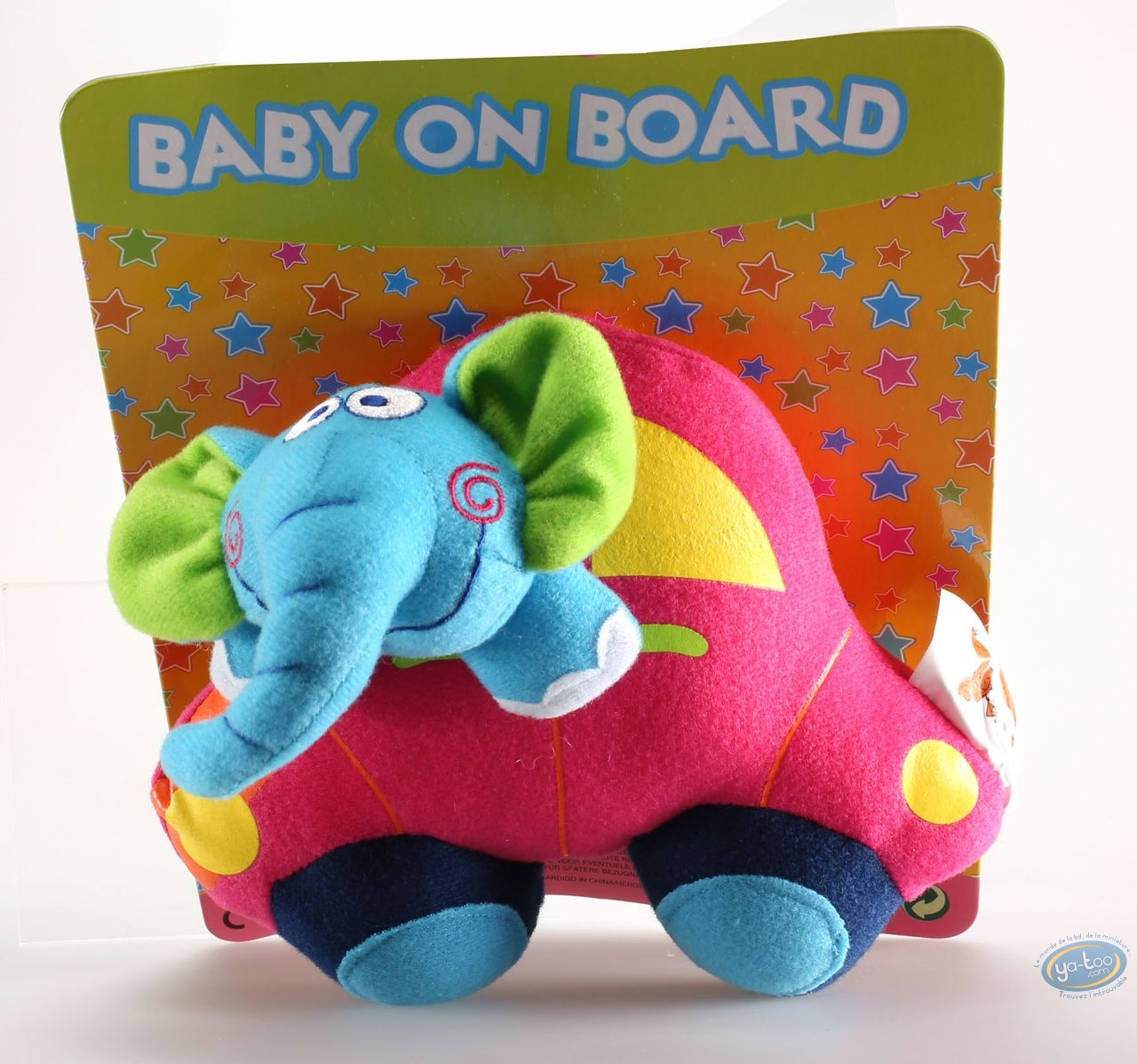 Toy, Spip : Baby On Board