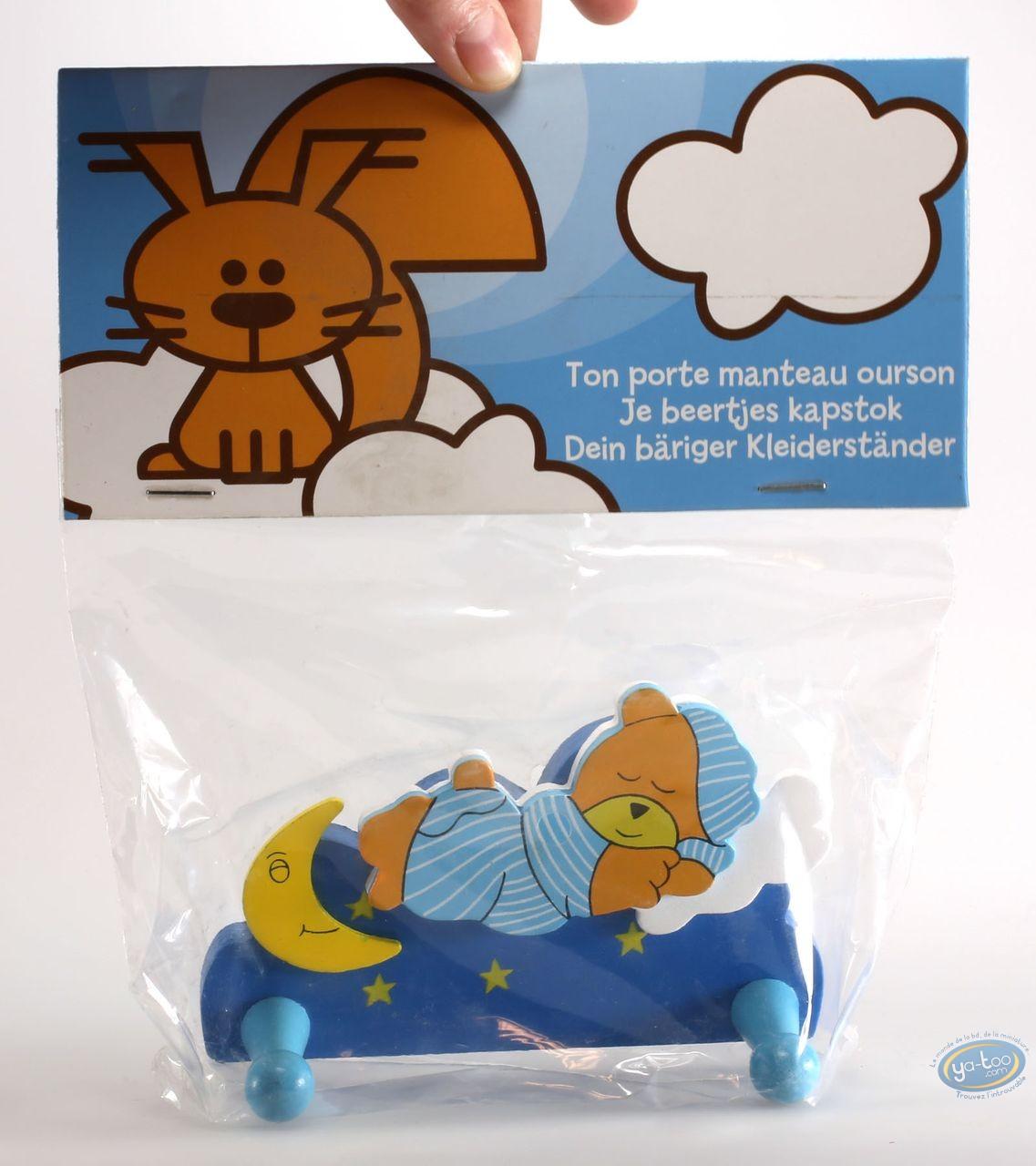 Deco, Spip : Spip : Bear cub coat holder