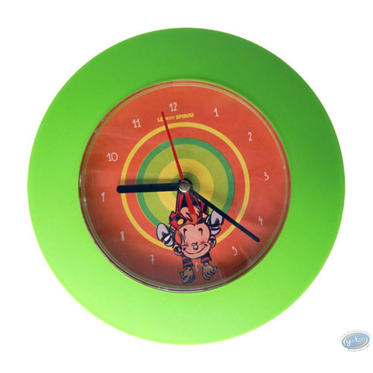 Clocks & Watches, Young Spirou : Le Petit Spirou : Clock
