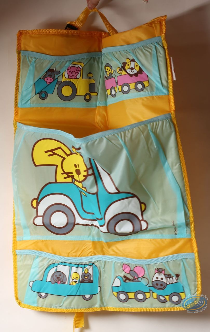Toy, Spip : Spip : Tissue wall arrangement