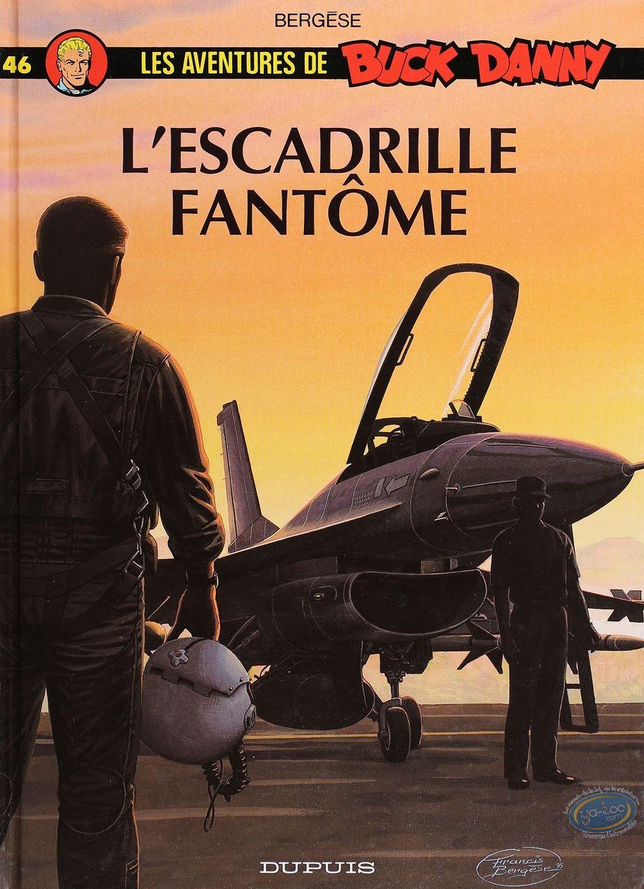 Listed European Comic Books, Buck Danny : L'Escadrille Fantome