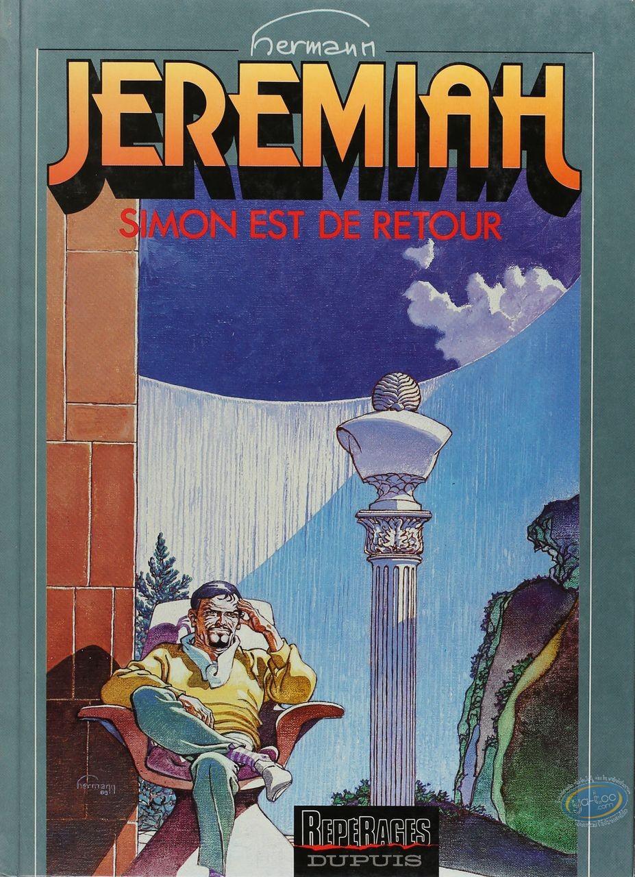 Listed European Comic Books, Jérémiah : Simon est de retour (good condition sans poster)