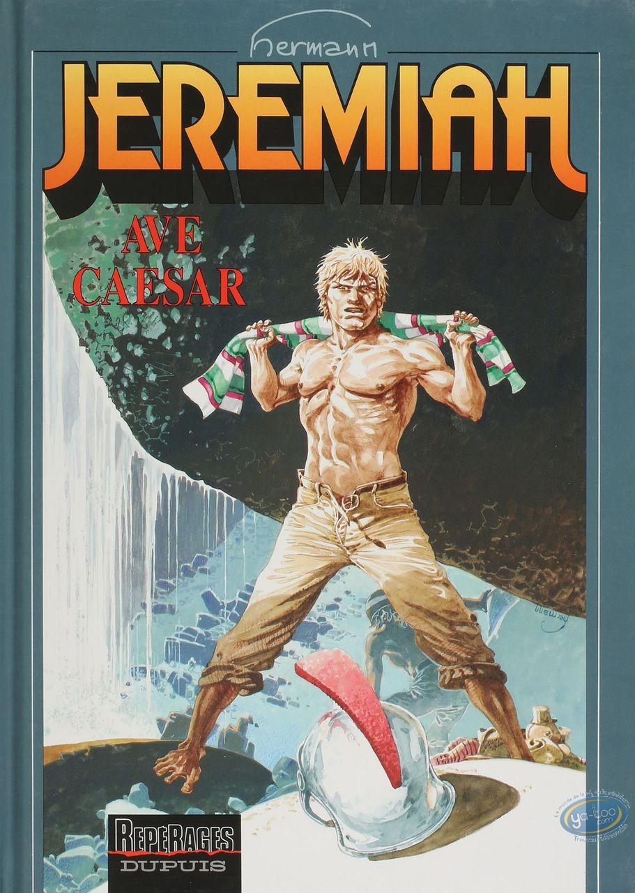 Listed European Comic Books, Jérémiah : Ave Cesar