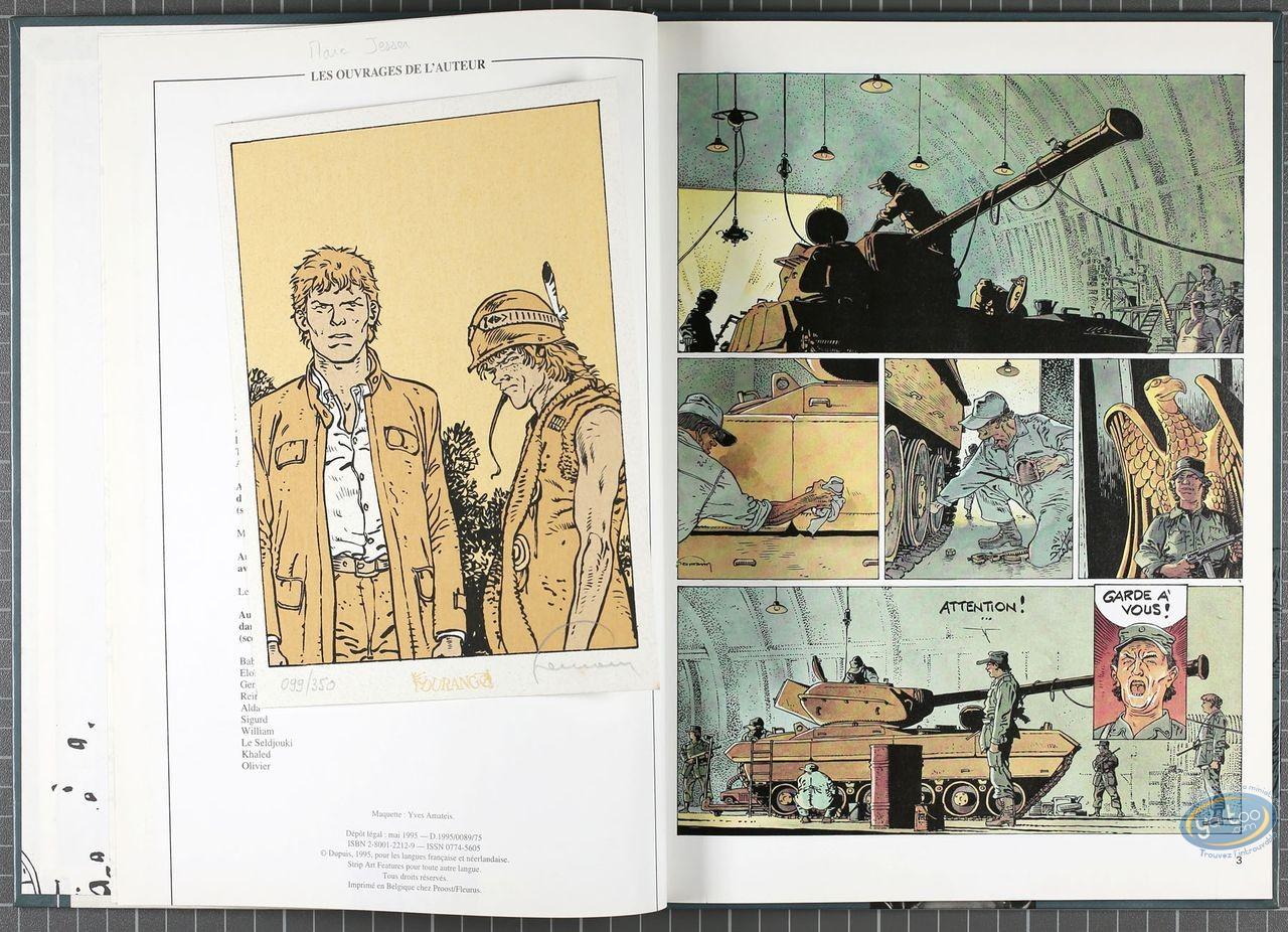 Listed European Comic Books, Jérémiah : Jérémiah