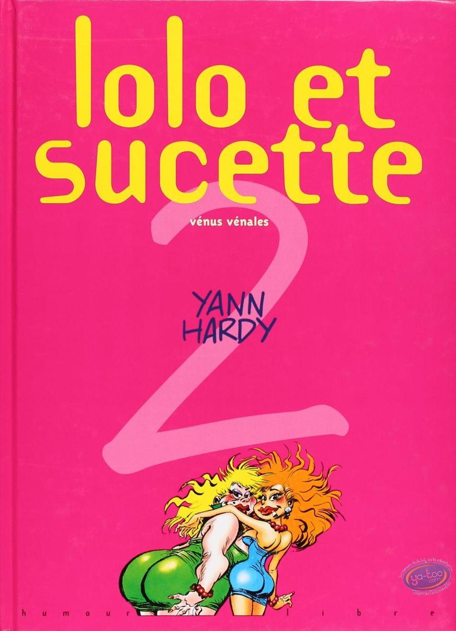 Listed European Comic Books, Lolo et Sucette : Lolo et Sucette
