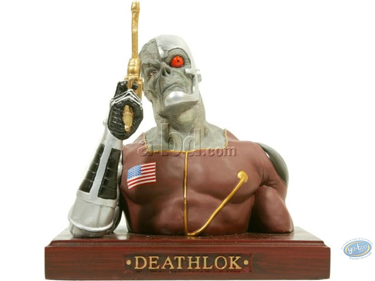 Resin Statuette, Earth X : Deathlock