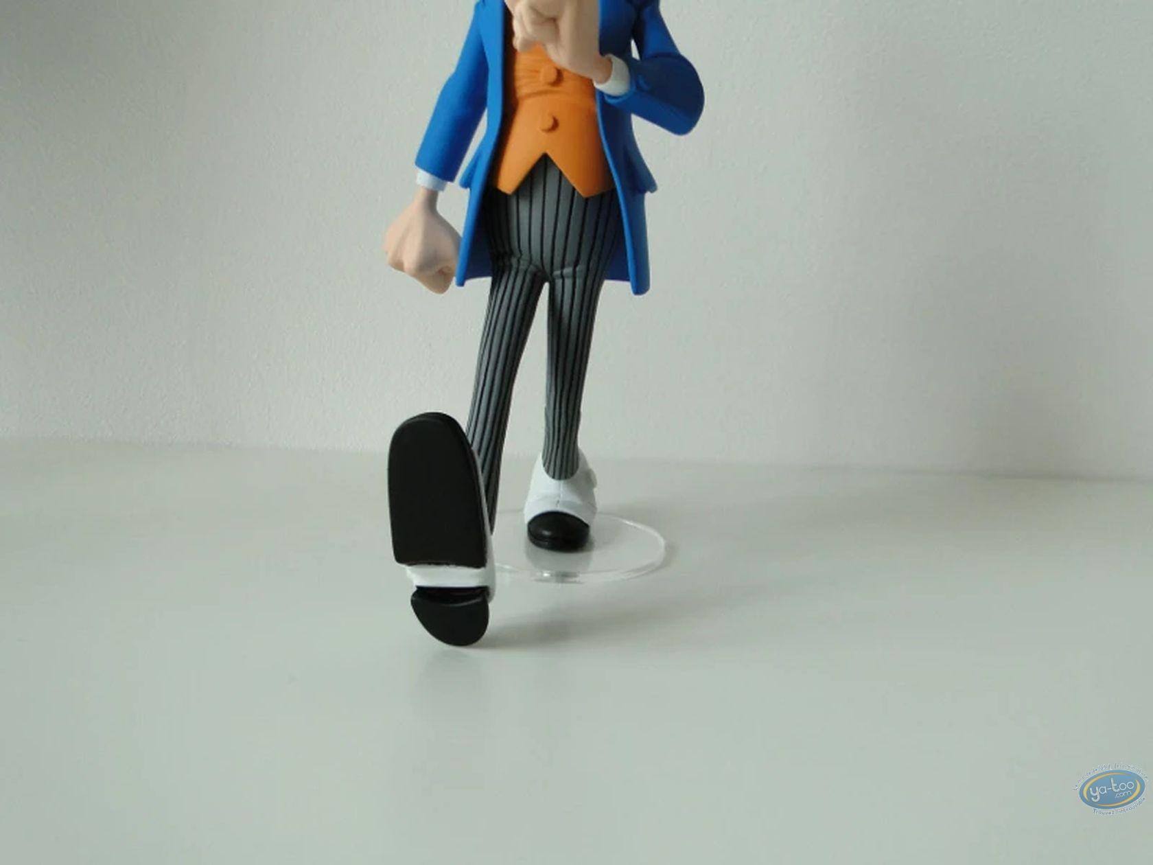 Resin Statuette, Spirou and Fantasio : Earl of Champignac