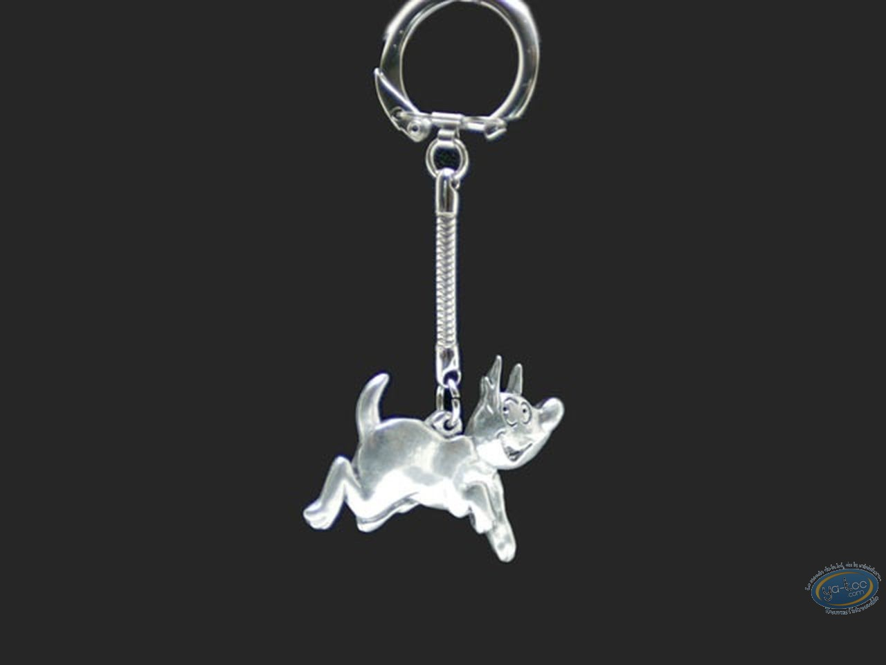 Keyring, Sac à Puces : Dog