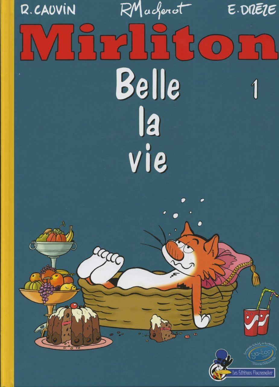 Reduced price European comic books, Mirliton : Vol. 1 - Belle la vie