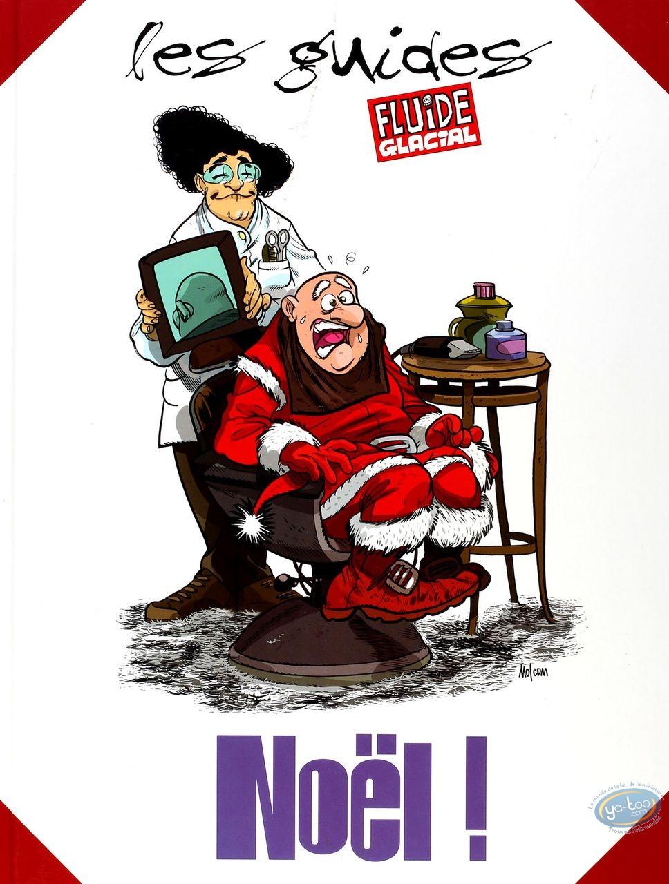 Reduced price European comic books, Guides (Les) : Noël