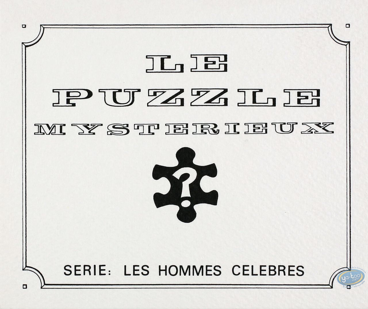 Bookplate Offset, Nef des Fous (La) : Cat (jigsaw puzzle)