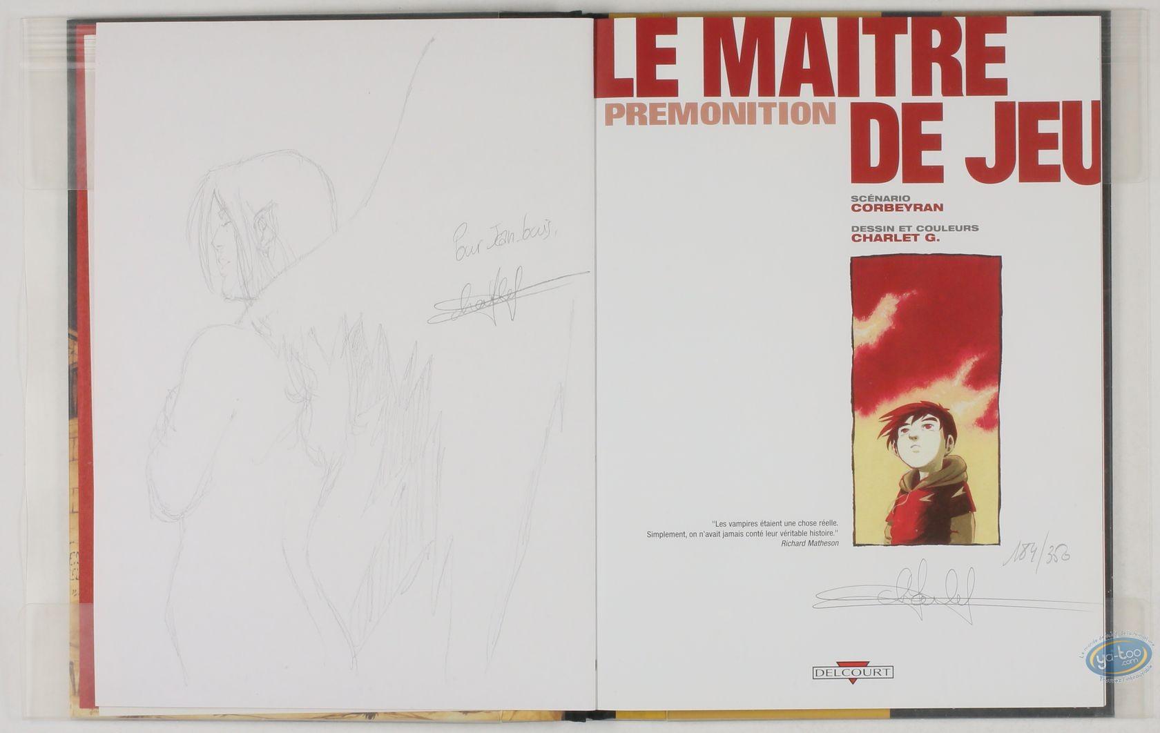 Special Edition, Maître de Jeu (Le) : Prémonition