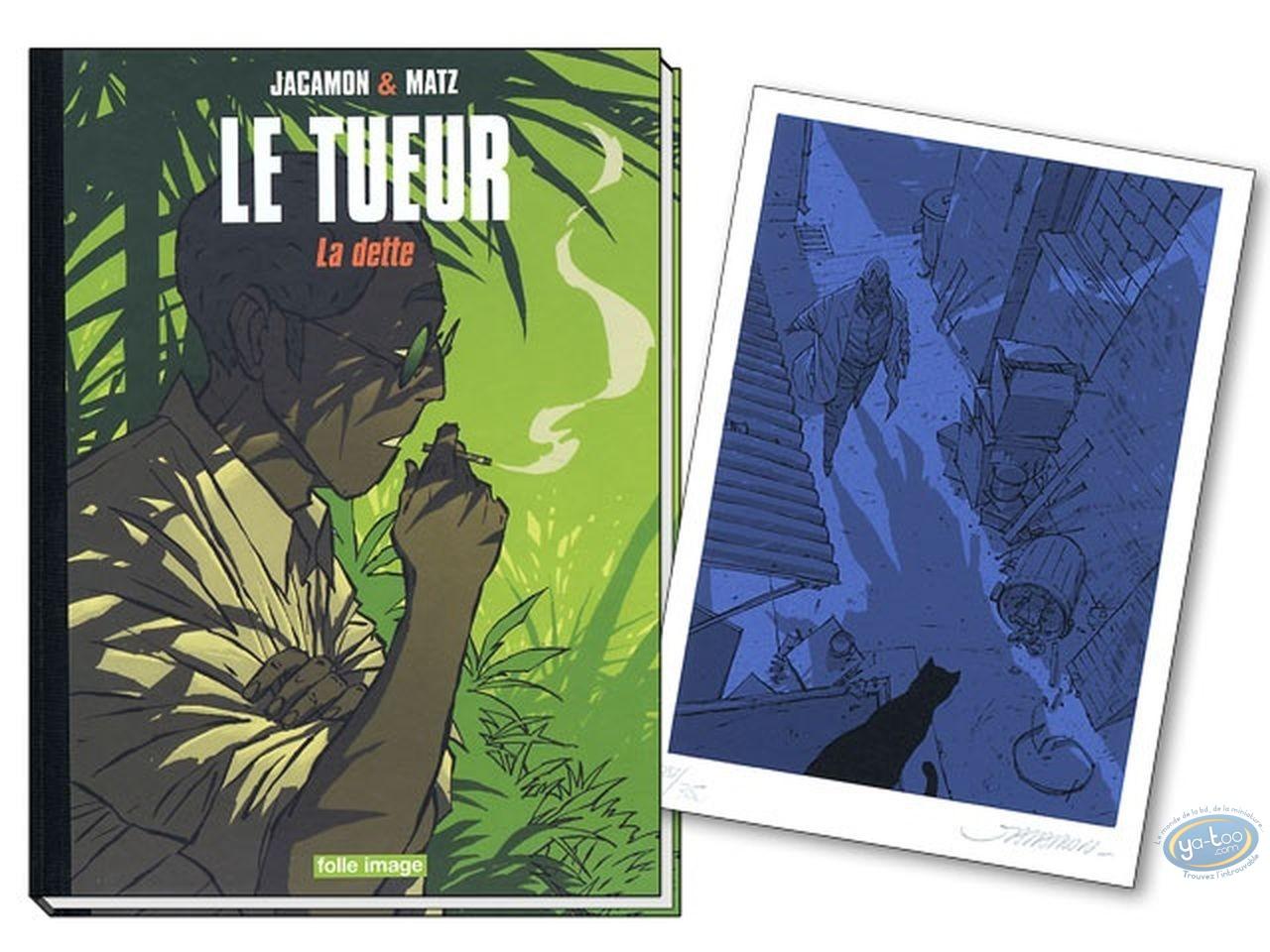 Special Edition, Tueur (Le) : La dette