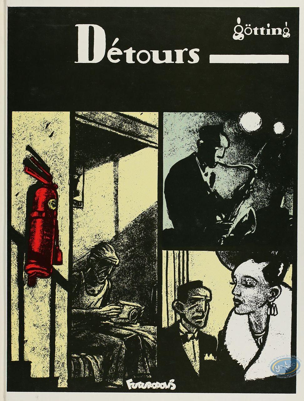 Listed European Comic Books, Détours : Détours