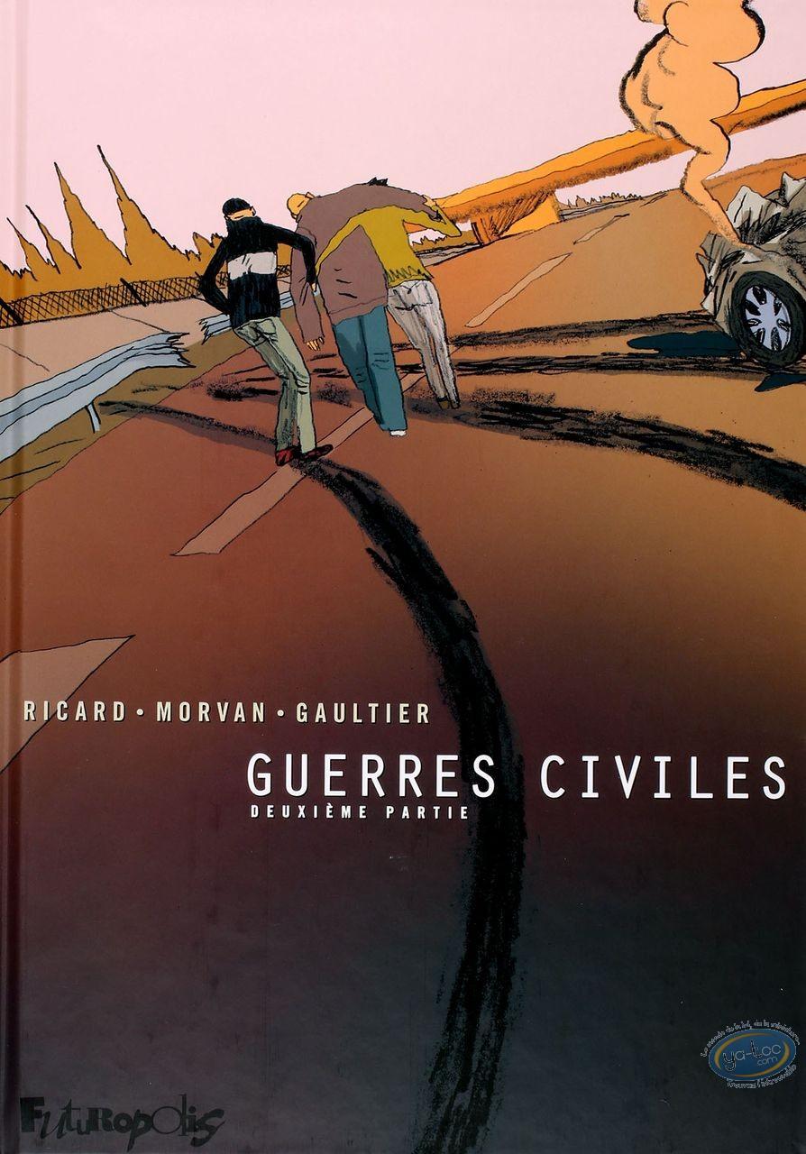 Reduced price European comic books, Guerres Civiles : Deuxième partie