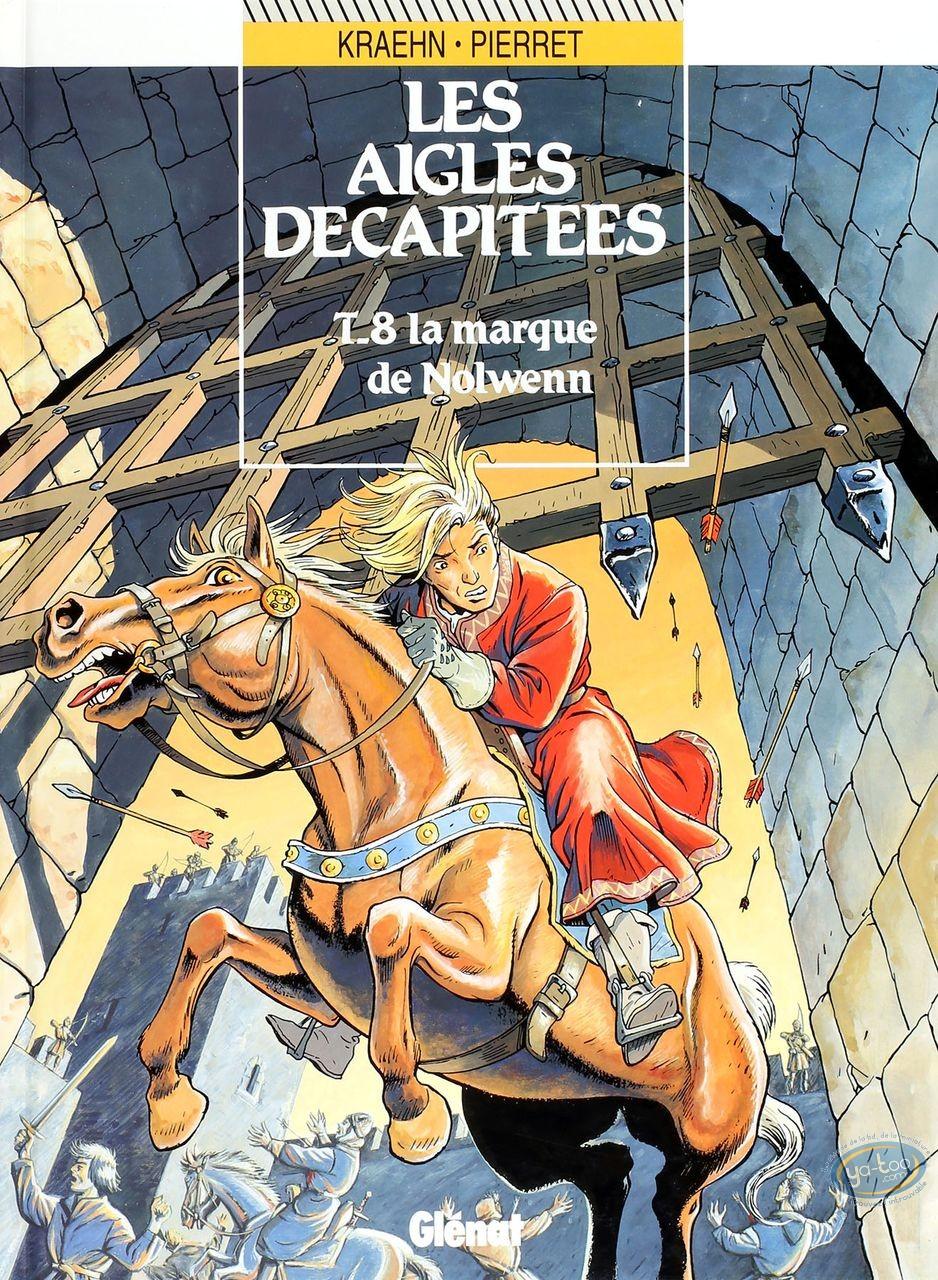 Listed European Comic Books, Aigles Décapitées (Les) : La marque de Nolwenn