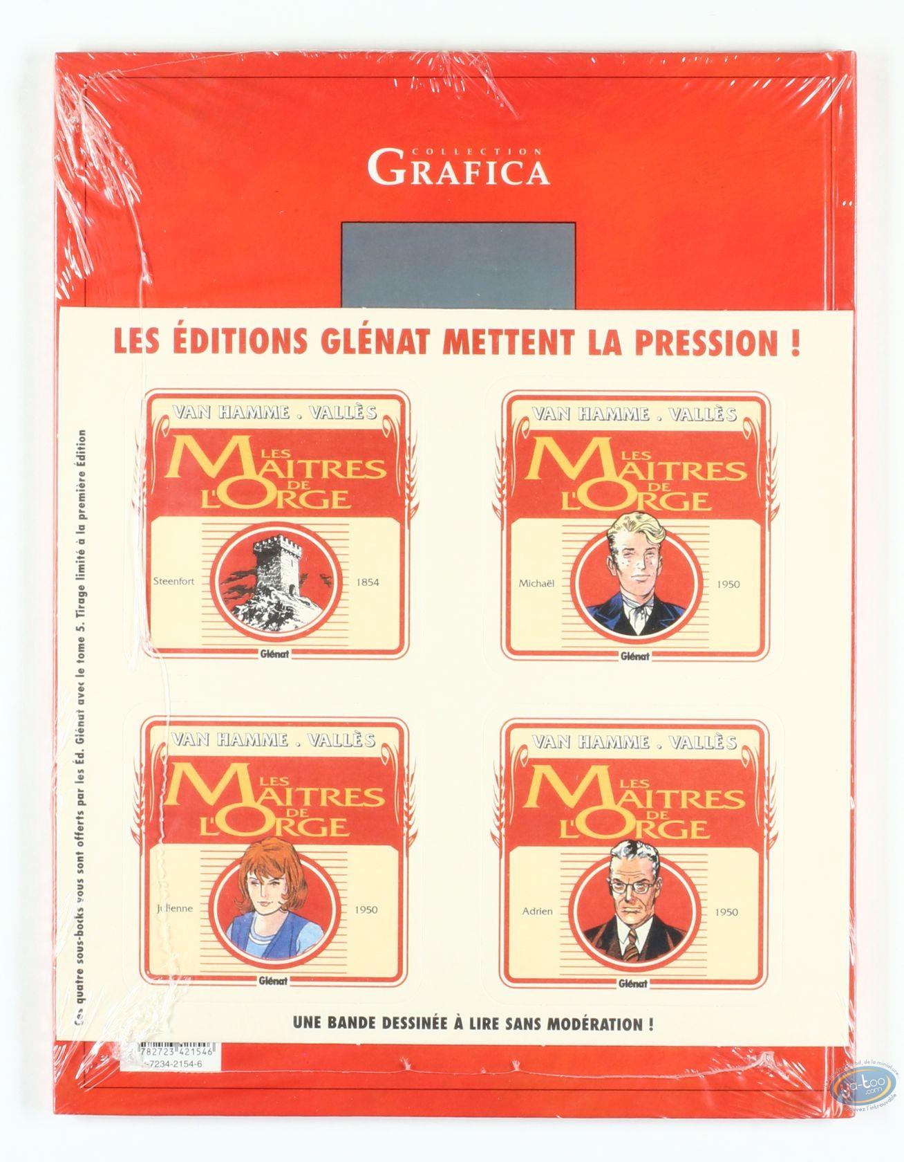 Listed European Comic Books, Maîtres de l'Orge (Les) : Julienne, 1950