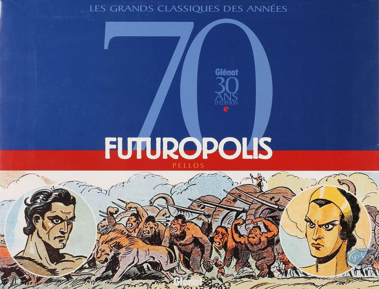 Listed European Comic Books, Futuropolis : Futuropolis