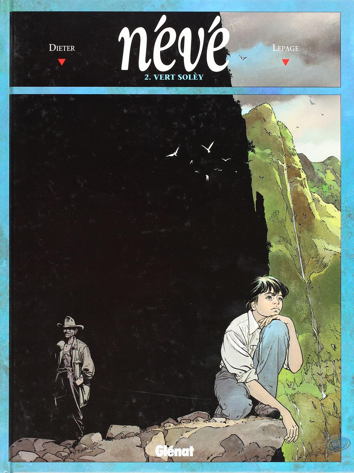 Listed European Comic Books, Névé : Vert Solèy