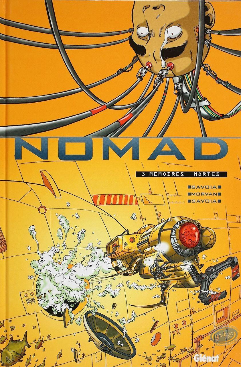Listed European Comic Books, Nomad : Memoires Mortes
