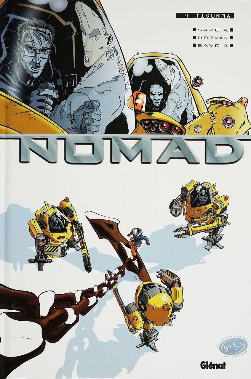 Listed European Comic Books, Nomad : Tiourma