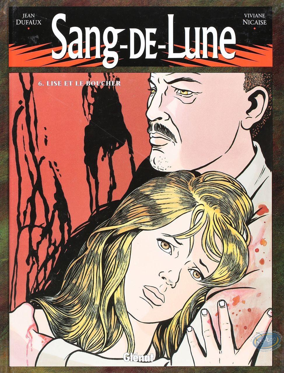 Listed European Comic Books, Sang de Lune : Lise et le boucher (good condition)