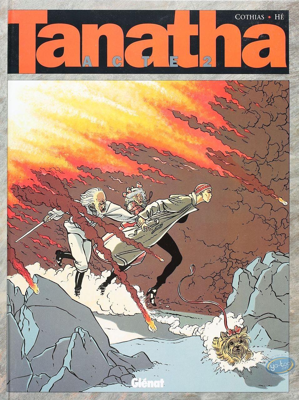 Listed European Comic Books, Tanatha : Acte 2 (very good condition)