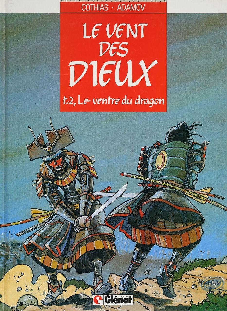 Listed European Comic Books, Vent des Dieux (Le) : Le Ventre du Dragon (very good condition)