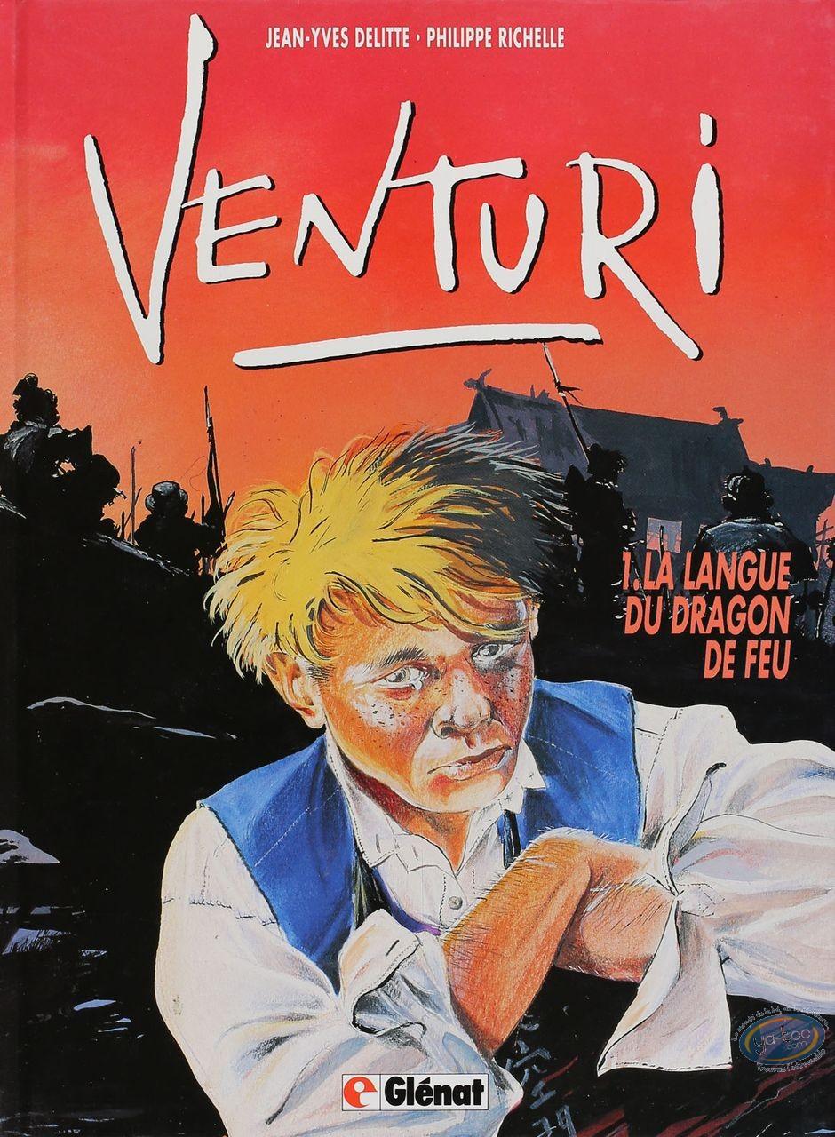 Listed European Comic Books, Langue du Dragon de Feu (La) : La Langue du Dragon de Feu