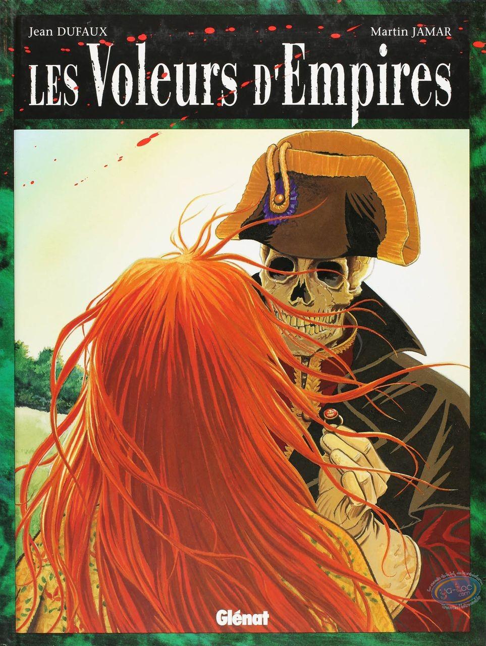 Listed European Comic Books, Voleurs d'Empires (Les) : Les Voleurs d'Empires