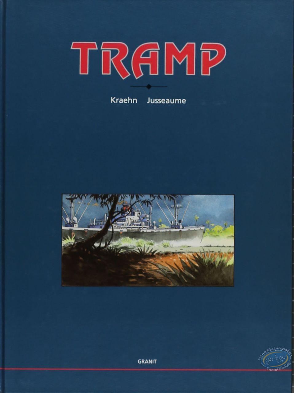 Limited First Edition, Tramp : Le bateau assassine