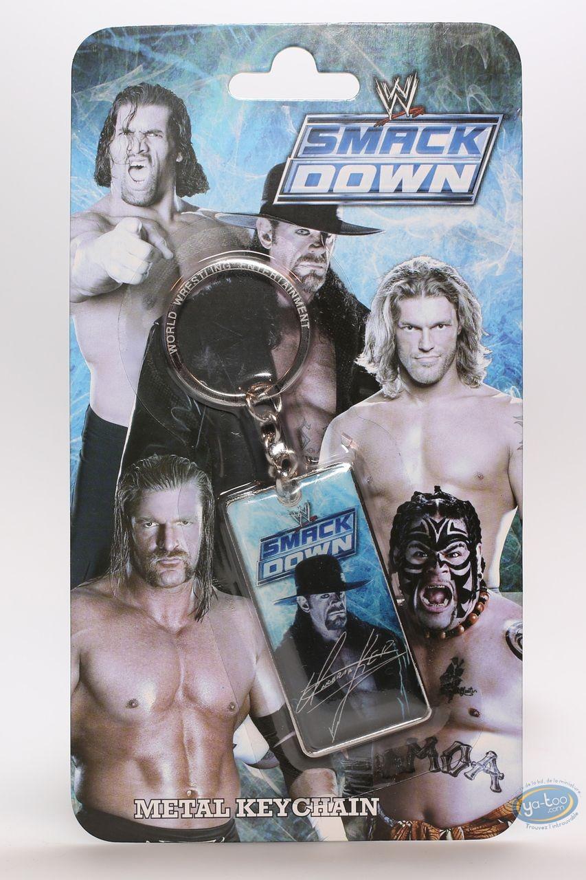 Keyring, World Wrestling Entertainment : Metal keychain, The Stars of Wrestling: Undertaker