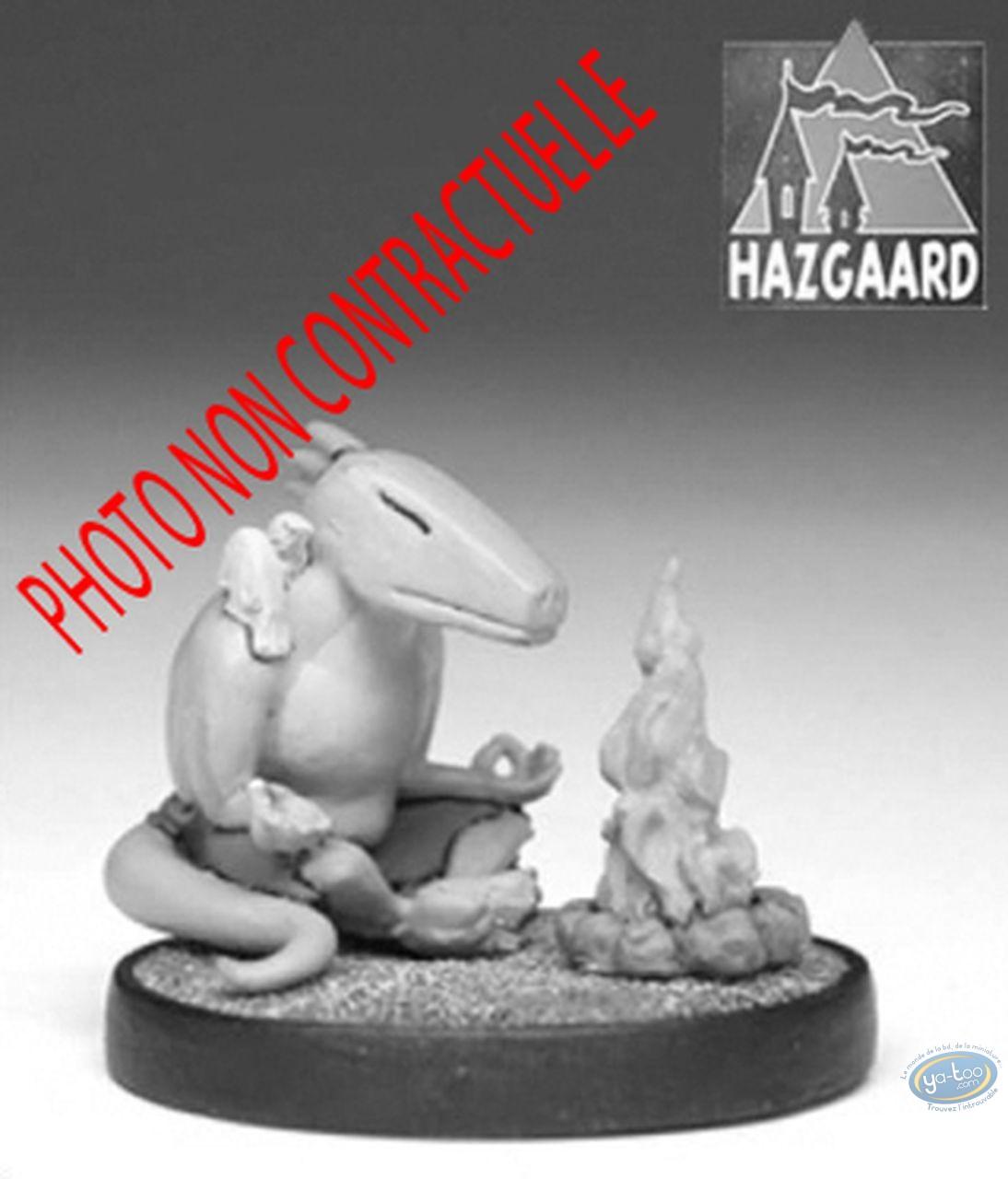 Metal Figurine, Donjon : Olondow (unpainted)